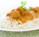 Assiette indienne